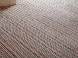 Clean carpet - looking as good as new!